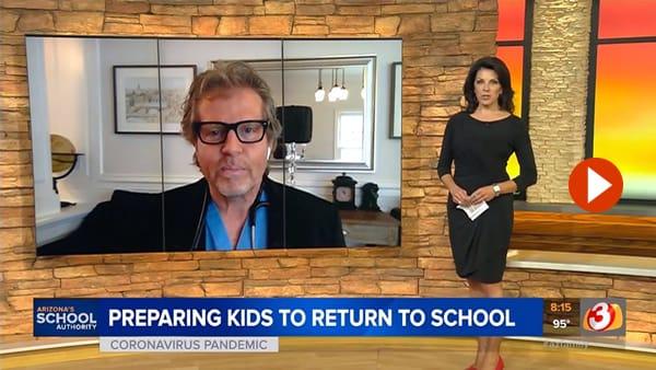 COVID-19 Preparing Children's Return To School