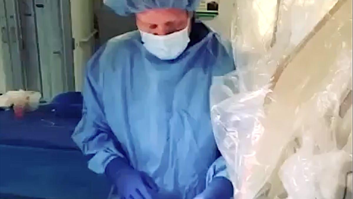 heart attack treatment clear blockage cardiologist dr von schawarz